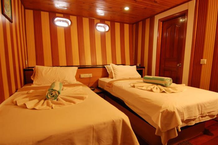 Lower Deck Cabin