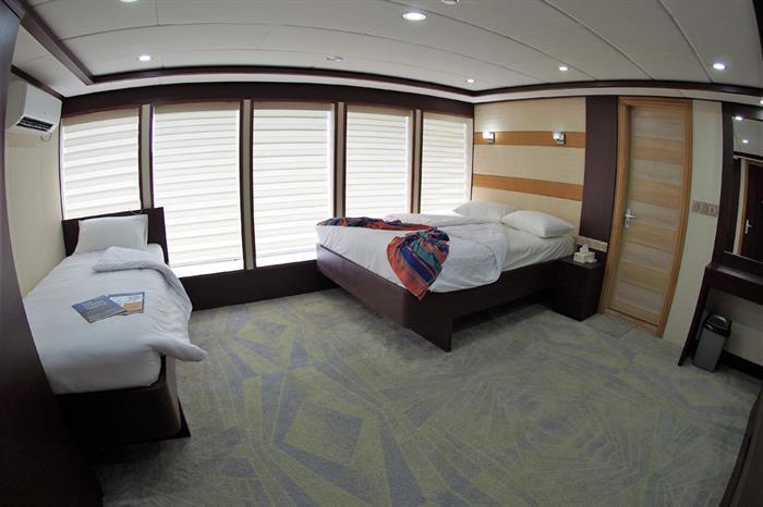 Upper Deck Suite