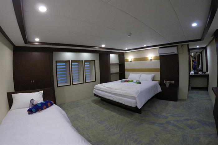 Main Deck Suite