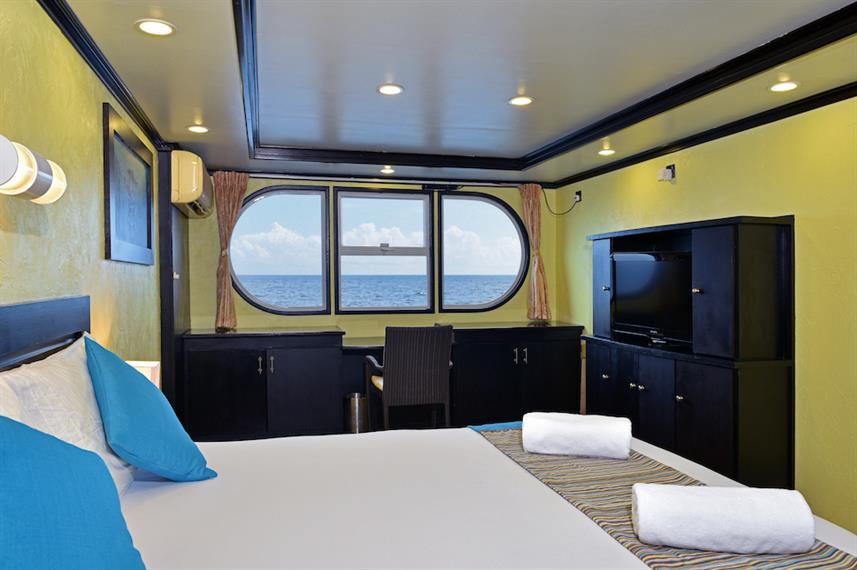 Master Deluxe Cabin