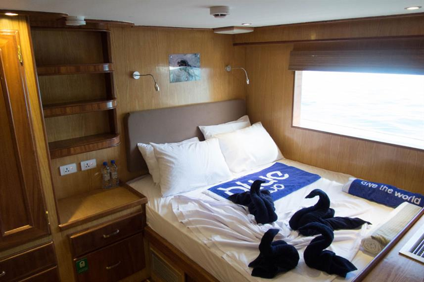 Premium Double Cabin