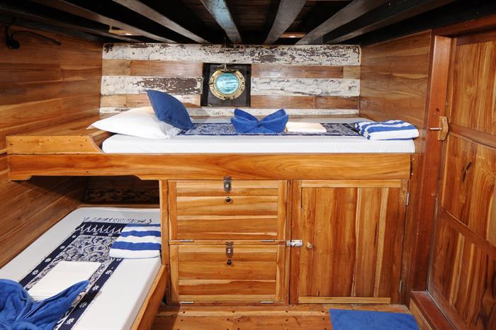Twin Cabin 4 & 5
