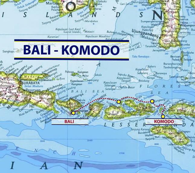 Bali-Komodo-Bali