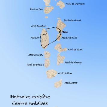 Central Maldives Route