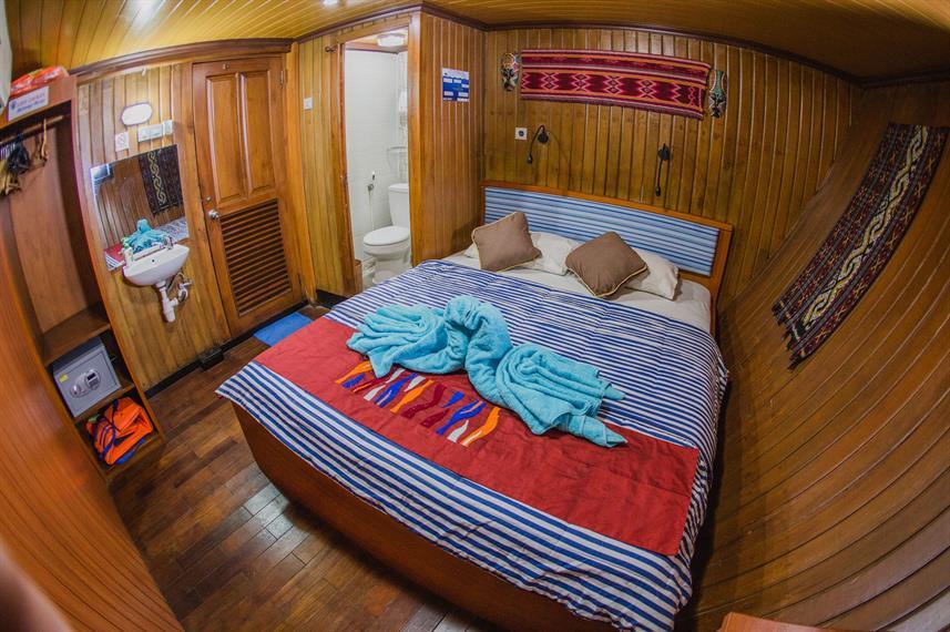 Double Cabin - Lower Deck