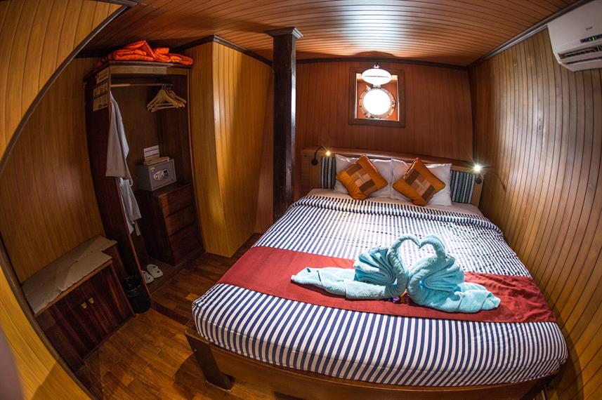 Double Cabin Lower Deck