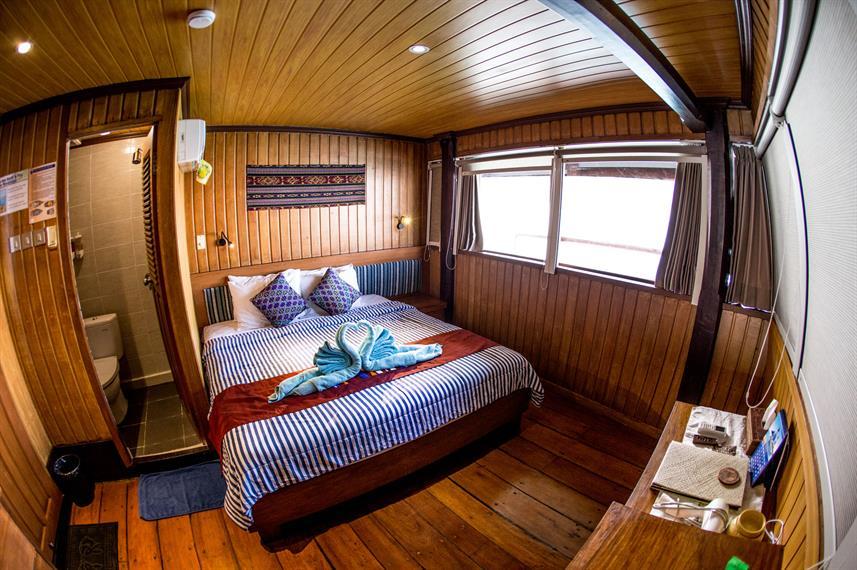 Double Cabin Upper Deck