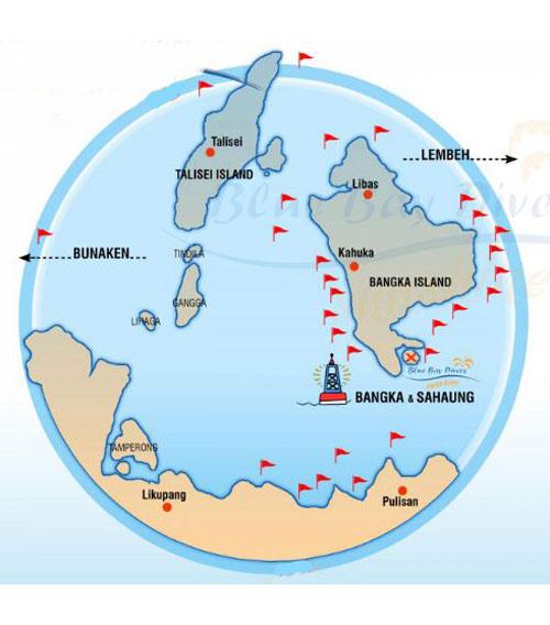 Exploration Bangka - Amurang - Kwandang - Toli Toli - Dongala (Sahaung-Dongala)
