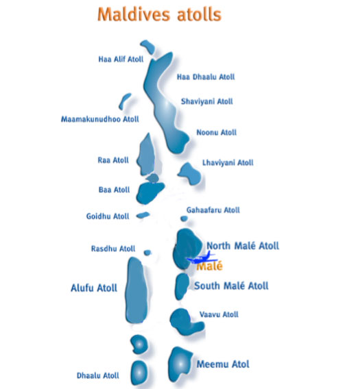 BEST OF THE CENTRAL ATOLLS CHARTER ONLY