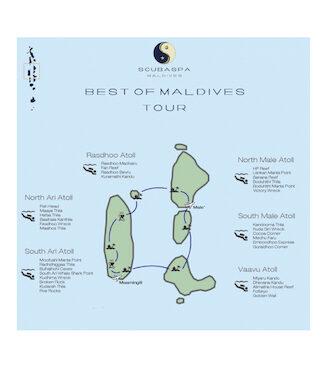 Best of Maldives  (4  Nights)